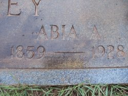 """Abigale Alice """"Abia"""" <I>Youngblood</I> Rackley"""