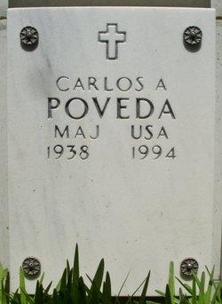 Carlos A Poveda 1938 1994