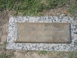 Irene Avis McFarland