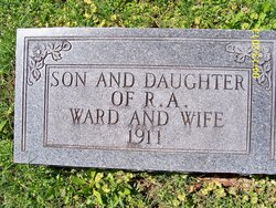 Son and Daughter Of R.A. Ward
