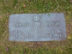 Gerald B Leavey, Jr
