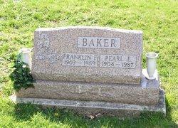 Pearl E. Baker