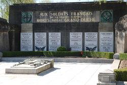 Soldats Francais morts dans la grande guerre Unknown