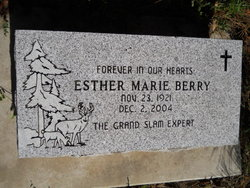 Esther Marie Berry