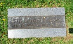 Earle Hamilton Boyer