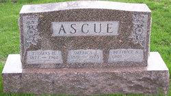 "America J. ""Annie"" <I>Fox</I> Ascue"