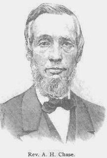 Rev Albert H Chase