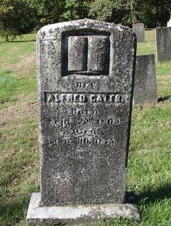 Rev Alfred Gates