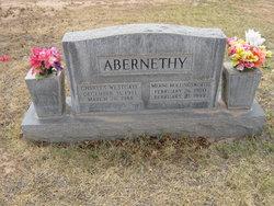 Merne <I>Hollingsworth</I> Abernethy