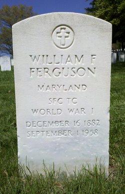 William F Ferguson
