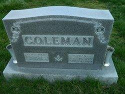 Cora Mae <I>Dean</I> Coleman