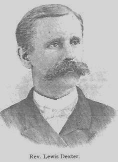 Rev Lewis Dexter