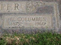 Christopher Columbus Carter