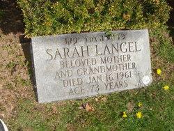 Sarah Langel