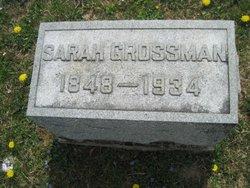 Sarah R. <I>Denning</I> Grossman