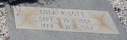 Lula C. <I>Rigell</I> Lott