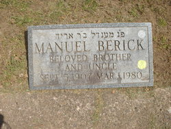Manuel Berick
