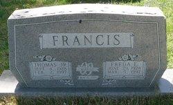 Freda Elizabeth <I>Callihan</I> Francis