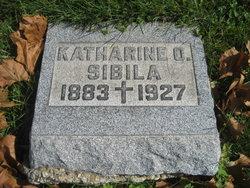 Katherine O. Sibila