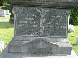 Regina <I>Ertle</I> Sibila