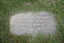 Earciel B Farmer