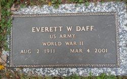 Everett William Daff