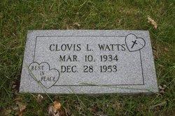 Clovis L Watts