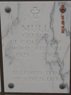 """Glen D """"Tom"""" Mull"""
