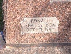Edna L. <I>Snyder</I> Walters