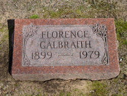 Florence M <I>Williston</I> Galbraith