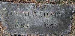 Ernest Shapleigh Stevens