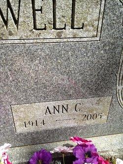 Ann <I>Chinnick</I> Blackwell