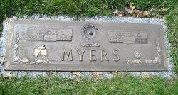 Althea G <I>Maurer</I> Myers
