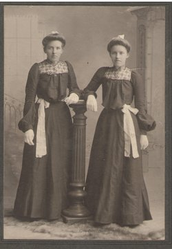 Freda Charlotte <I>Bergqvist</I> Johnson