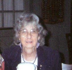 Mary Louise <I>Ketcham</I> Olson