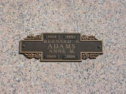 Bernard R. Adams