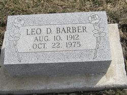 Leo D Barber