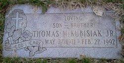 Thomas M. Kubisiak Jr.