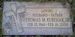 Thomas M. Kubisiak, Sr