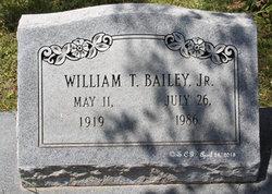 William T. Bailey, Jr