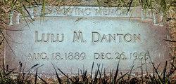 Lulu M. <I>Seymour</I> Danton