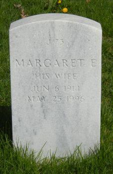 Margaret E Sizelove