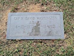 David Washington Adams