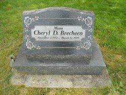Cheryl D Brecheen