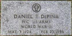 Daniel T Depina