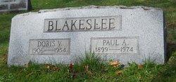 Doris Viola <I>Gilmore</I> Blakeslee