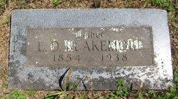 Lee Douglass Blakemore