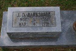Joseph Decatur Barksdale
