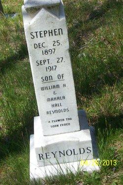 Stephen N. Reynolds