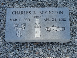 "Charles A. ""Butch"" Boyington"